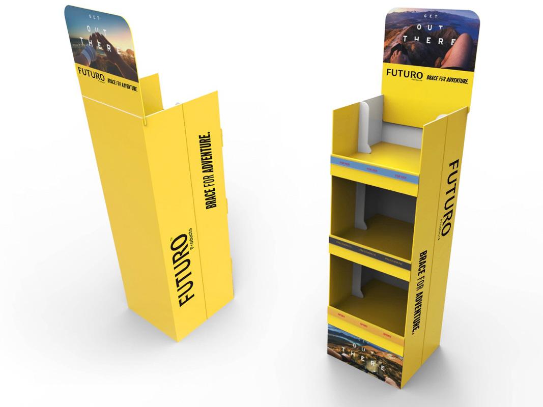 Genesis-Retail-Displays-Presto-Pop-Up-Cardboard-display-stand-idea-for-Futuro