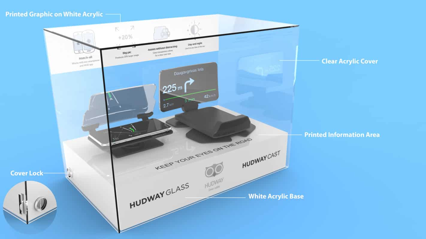 Genesis Retail Displays pos display manufacturer in Australia for custom designs for an interactive display that can show video or product demonstrations