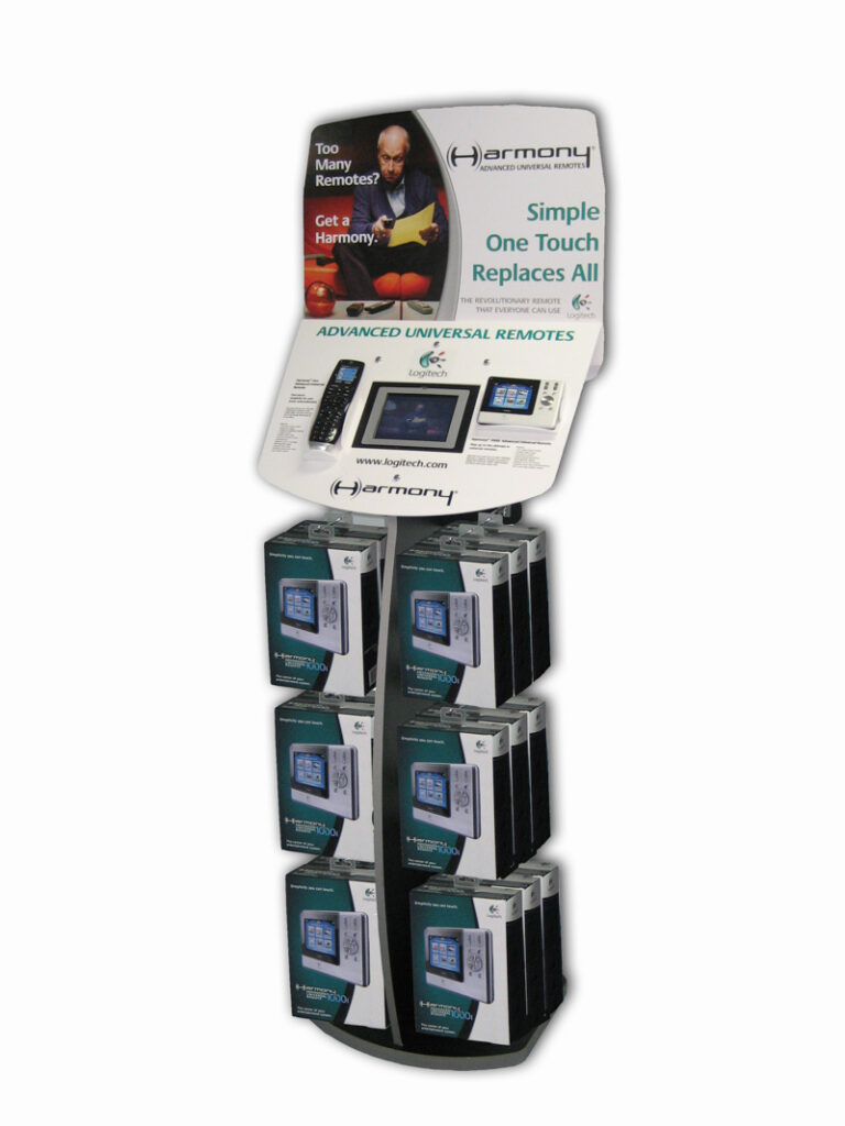 Off-location-interactive-display-unit-for-consumer-electronics-products-in-retail-stores-designed-by-Genesis-Retail-Displays-2-768x1024